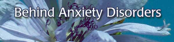 Behind Anxiety Disorders